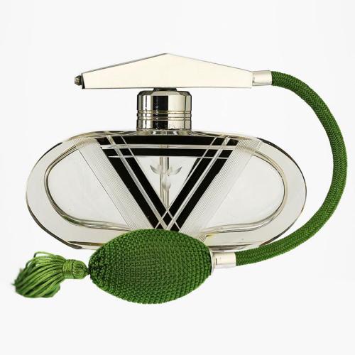 c.1930s Czech Deco scent perfume spray atomizer, Palda or Posselt