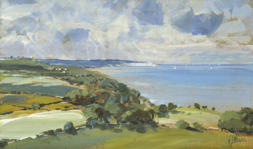 Shanklin Bay