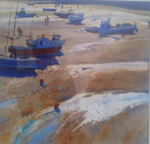Beach Exodus