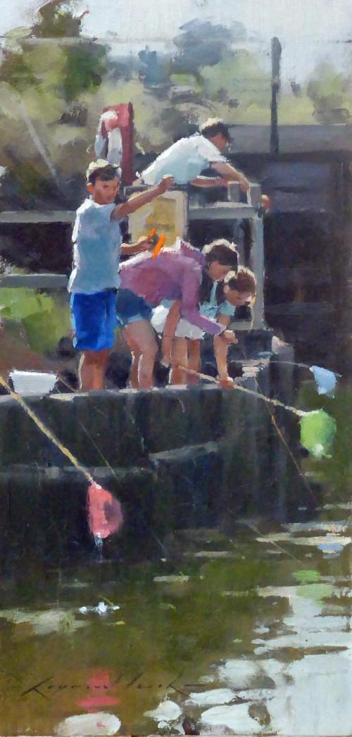 The Crabbing Nets