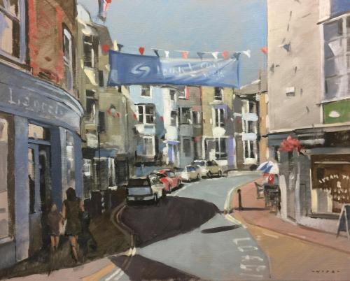 Cowes Week Sunshine Bath Road