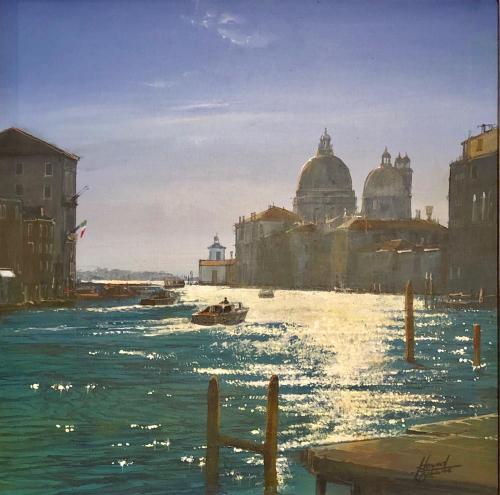 Venice, morning light.