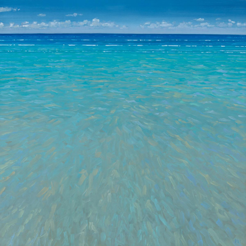 Blue Water No.1