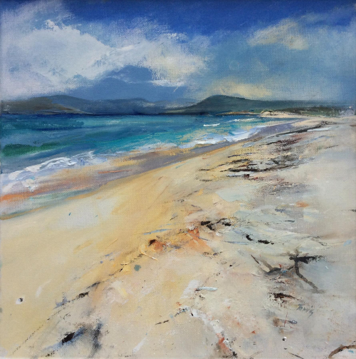 Mountains in the Clouds, Harris