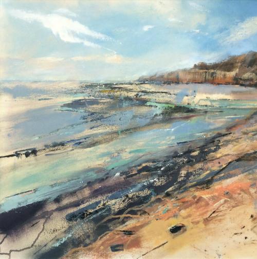 Fossil Cliffs, Lyme Regis