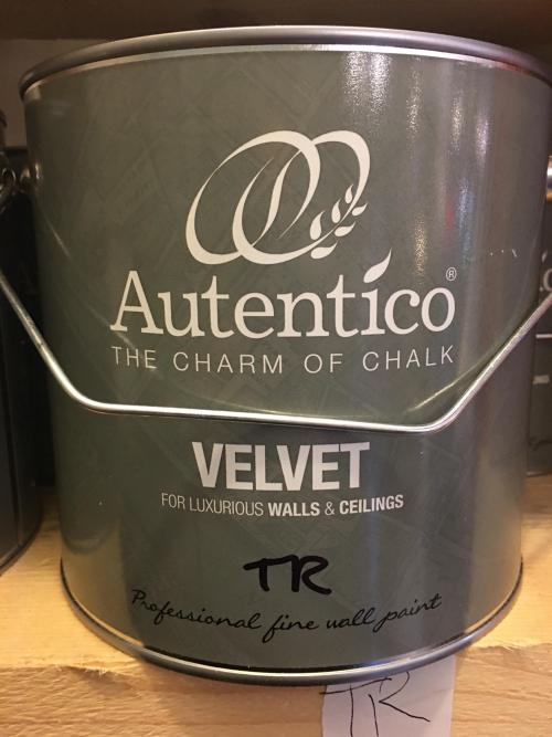 Velvet 2.5L TR Base
