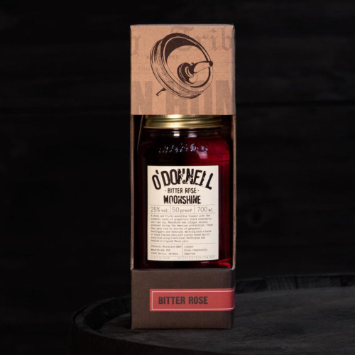 O'Donnell Moonshine Bitter Rose