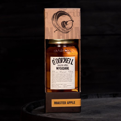 O'donnell Moonshine Roasted Apple