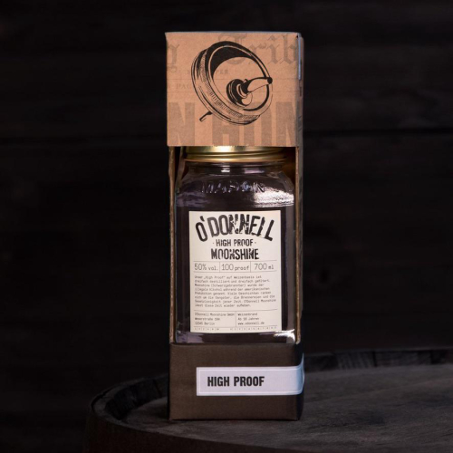 O'Donnell Moonshine High Proof 50%