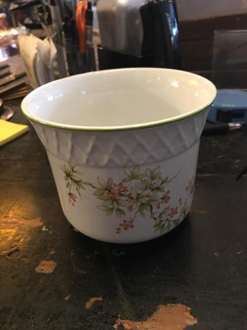 Sml flower pot