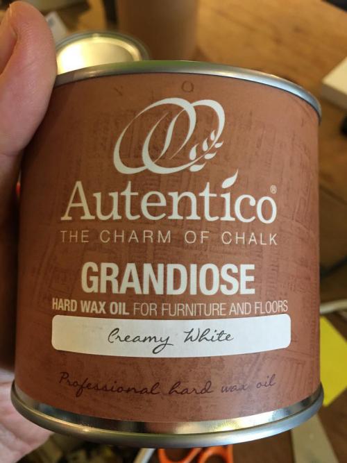 Grandiose 500ml Creamy White