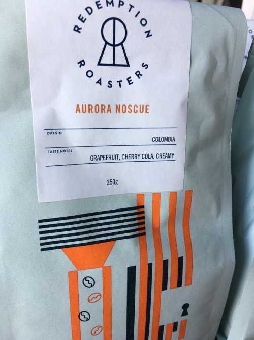 Aurora Noscue 250g Beans