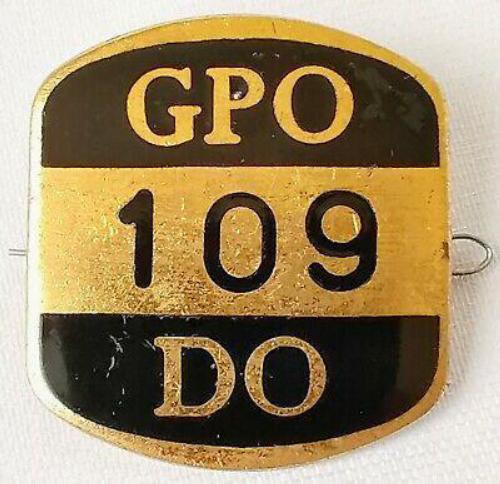 GPO CAN badge