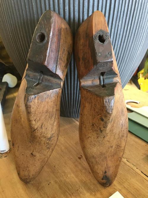 Shoe Last Pair