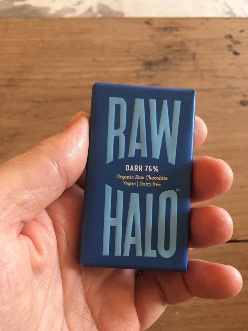 RAW HALO 22g Dark 76%