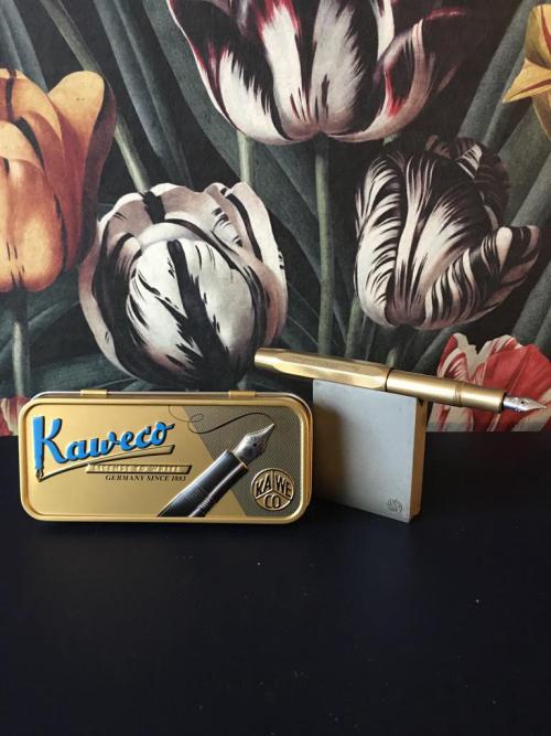 Kaweco Sport Fountain Pen - Brass