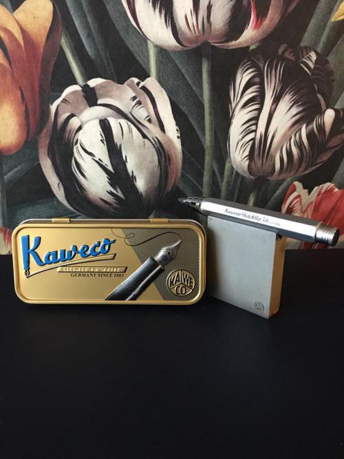 Kaweco Sketch Up Pencil  Shiny Chrome