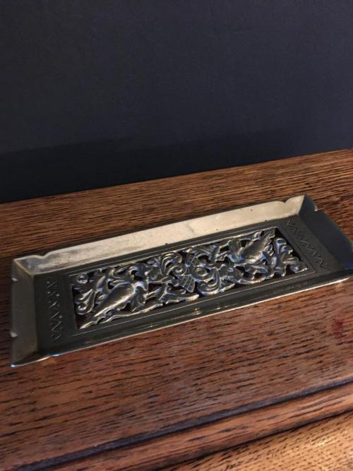 Brass Trinket Tray