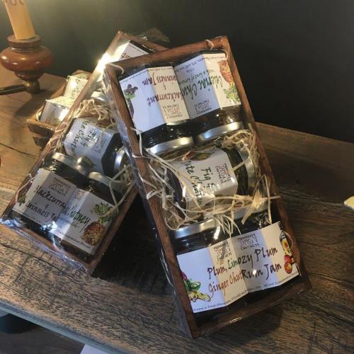 Moonraker Jam Gift Set