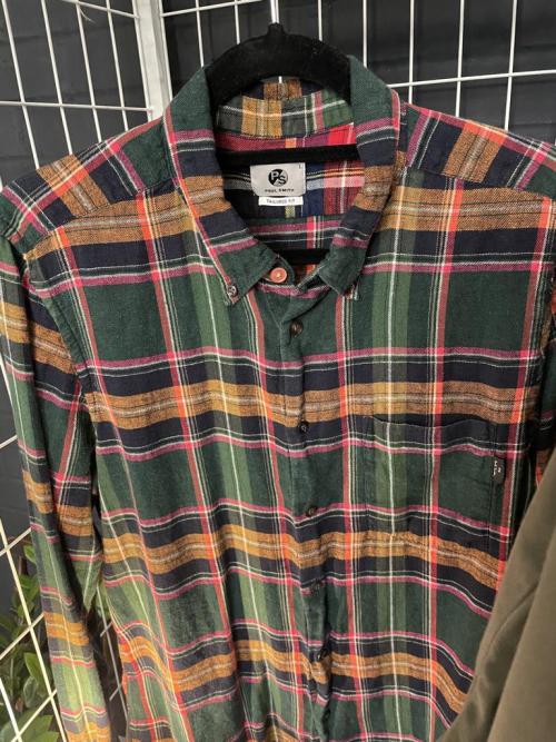 Paul Smith Flannel Shirt