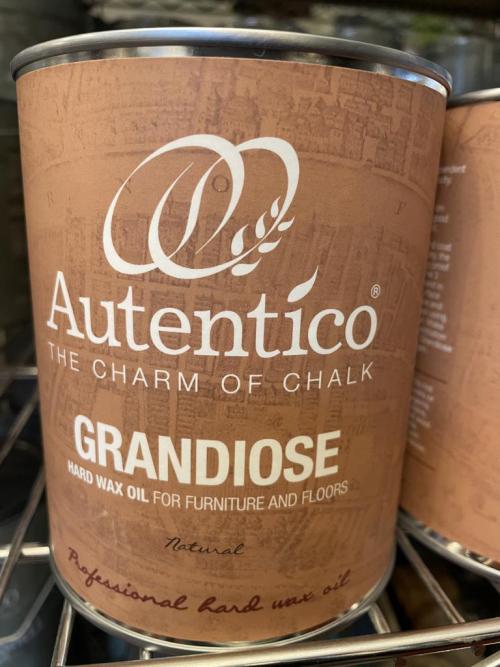 Grandiose Hard Wax 1L Natural
