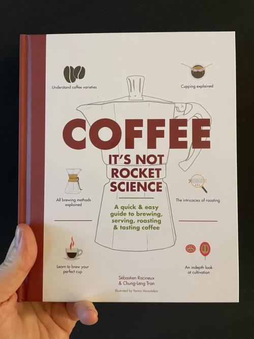 Coffee  It's Not Rocket Science