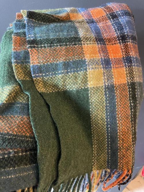 Mid Century Blanket