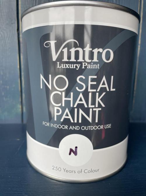 No Seal Chalk Paint 1 L (Custom Colour) Neutral Base