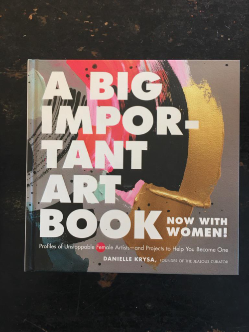 The Big Important Book of Art
