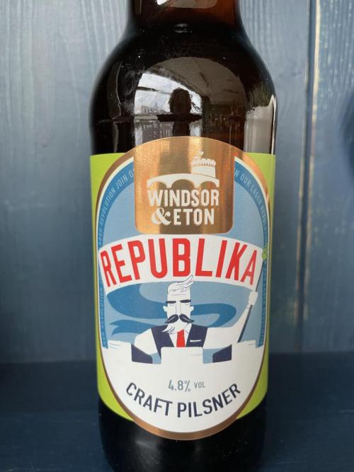 Republika Craft Pilsner 4.8% vol