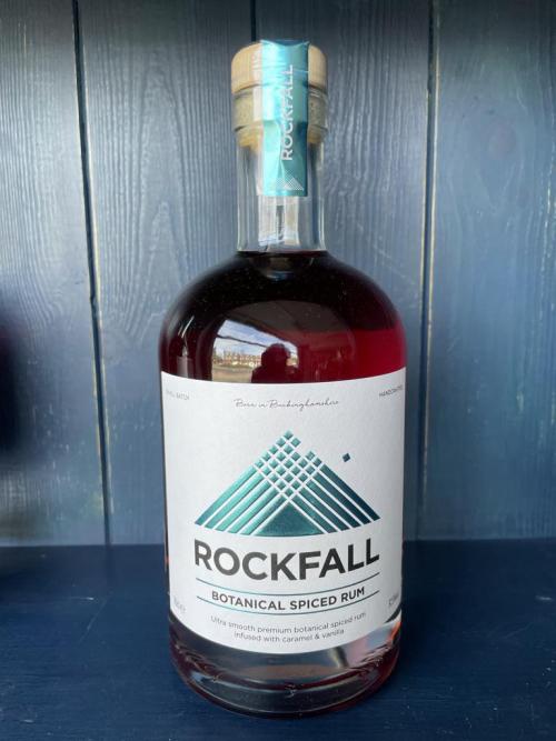Rockfall Rum 70cl