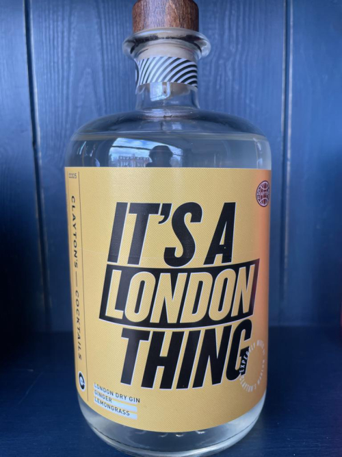 It's A London Thing 70cl