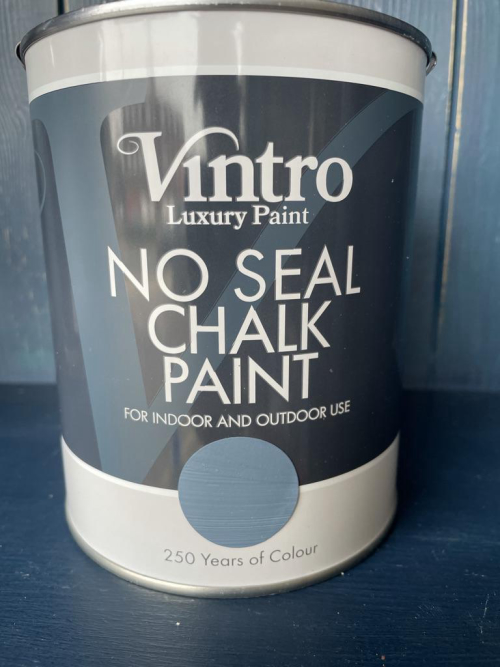 No Seal Chalk PaintChiswick House 1 Litre