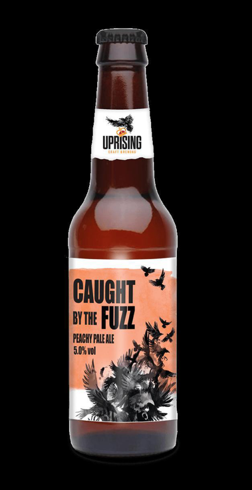Caught By The Fuzz Peachy Pale Ale 5% vol