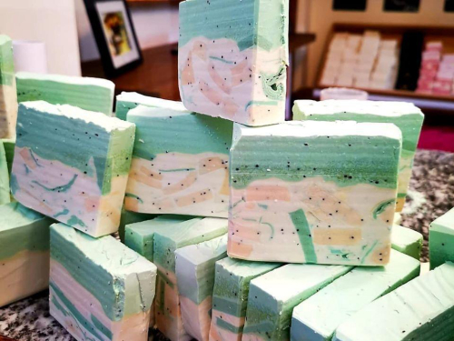 Oxford Soap Co. English Melissa Soap Bar