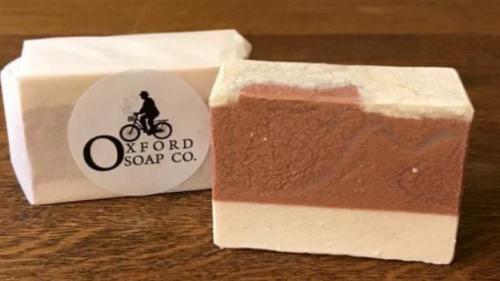 Oxford Soap Co. Spiced Mahogany
