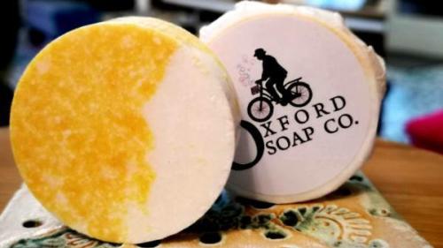 Oxford Soap Co. Shampoo Bar Jasmine