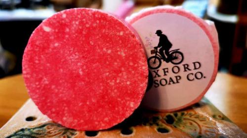 Oxford Soap Co. Shampoo Bar Grapefruit