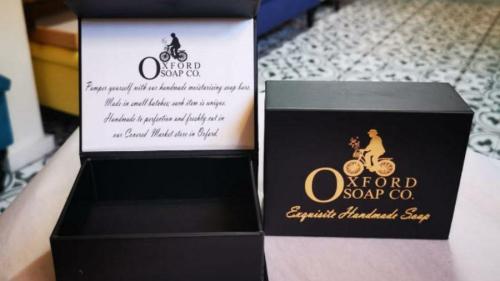 Oxford Soap Co. Gift Box