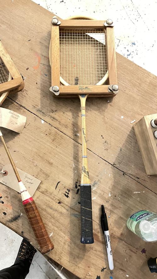 Squash Racket '7906'