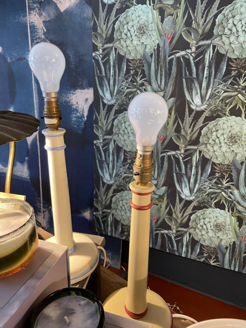 Pair of Table Lamp Bases