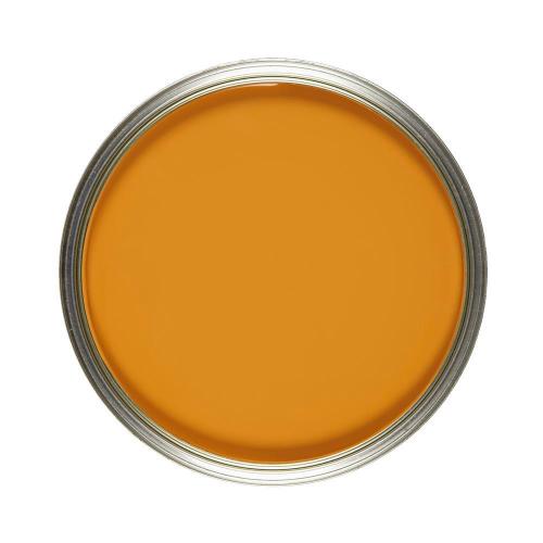 No Seal Chalk Paint Deep Saffron 1 Litre