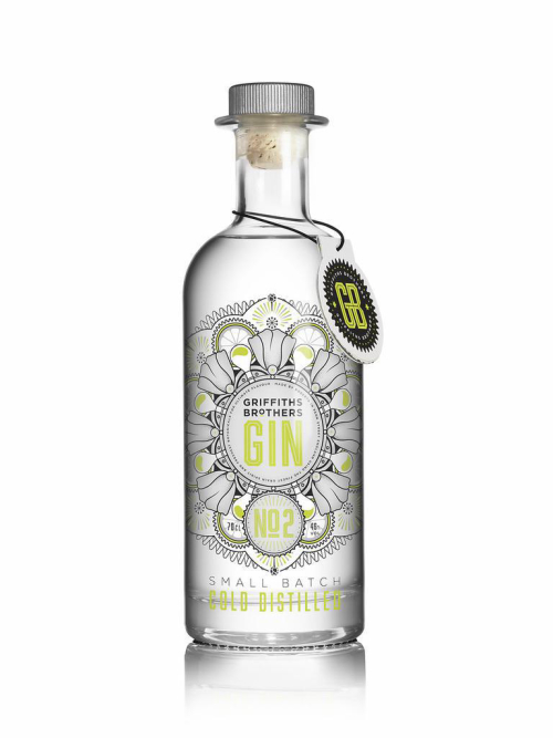 Griffiths Brothers  Gin No2