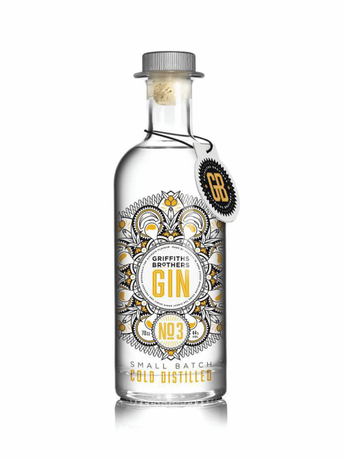 Griffiths Brothers  Gin No.3