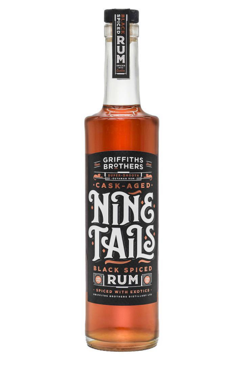 Griffiths Brothers  Nine Tails Rum