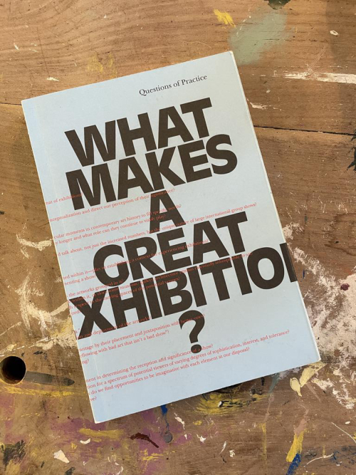 What makes a great exhibition
