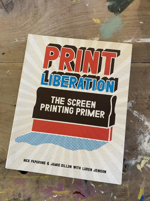 Print Liberation (Rare)