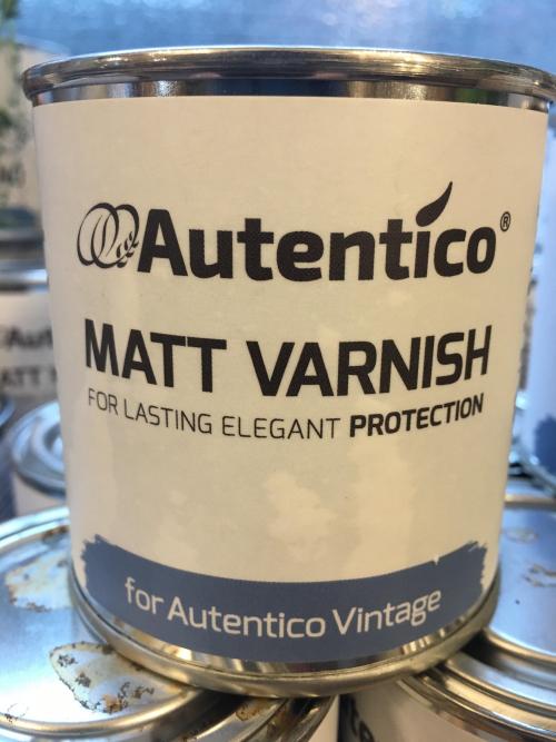 Matt Varnish