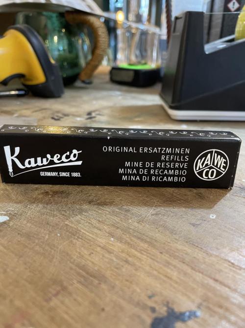 Kaweco 5.6mm Black Pencil Leads