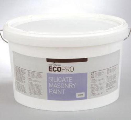 Silicate Masonry Paint White  5L